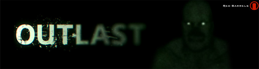 Outlast Logo with Face